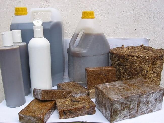 African black soap recipe