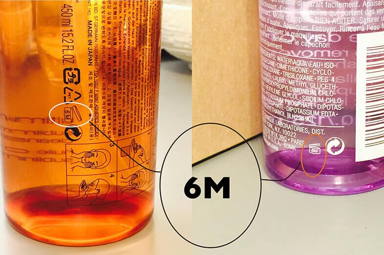 How Long Do Opened Skin Care Products Last?