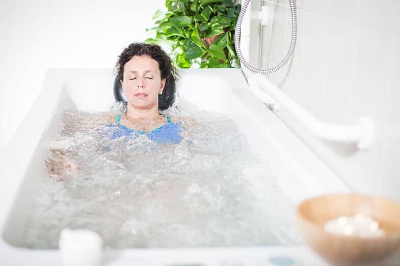 epsom salt bath for eczema
