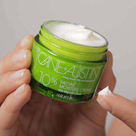 oily sensitive acne cream