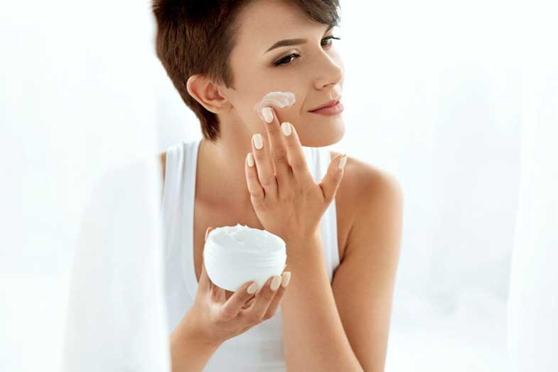 soothe irritated skin on face