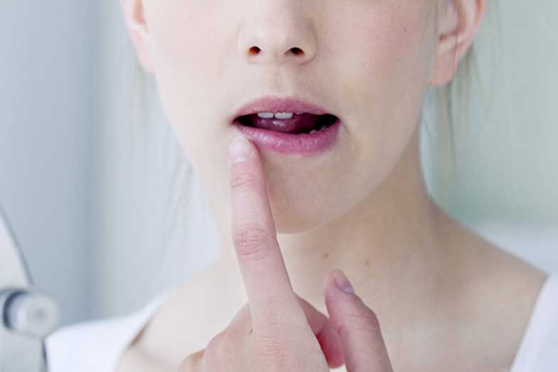 Dry Skin Above Upper Lip: Causes and Treatments