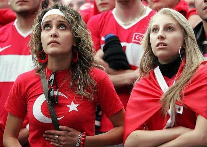 turkish skin tone