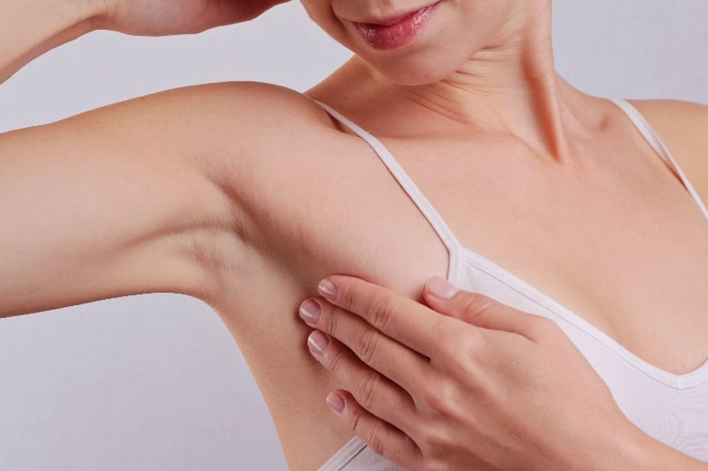 Armpit Skin Peeling: Causes and Treatments