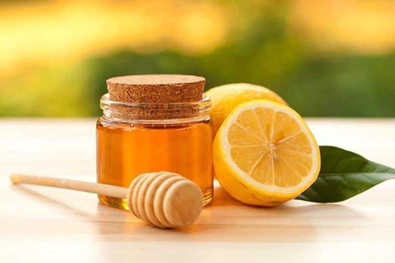 lemon juice mixtures for skin
