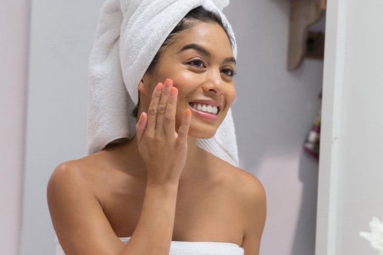 skin care for tan skin tone