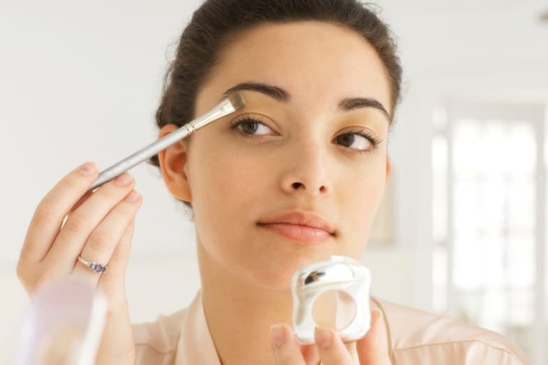 makeup for golden skin tone