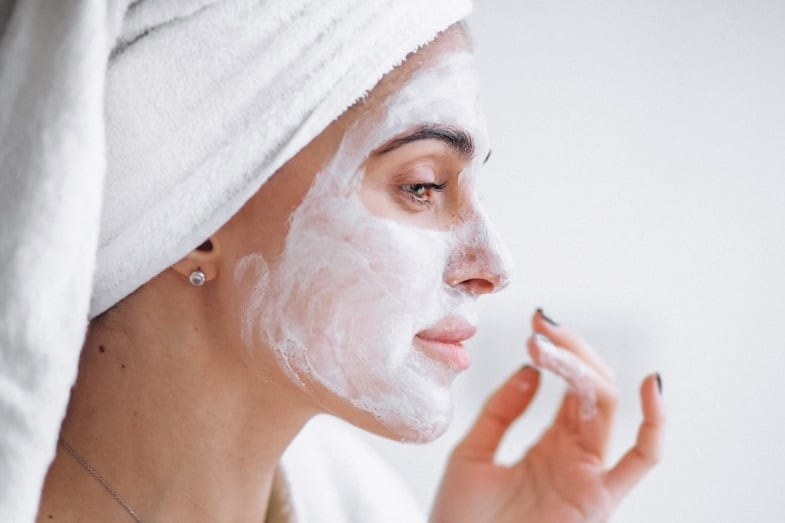 skin care for pink skin tone