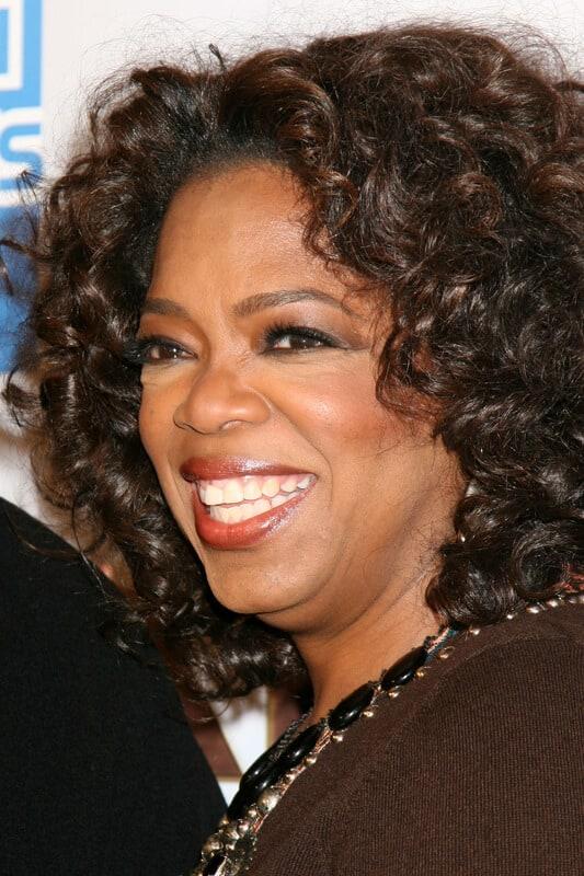 Oprah Winfrey - cool skin tone