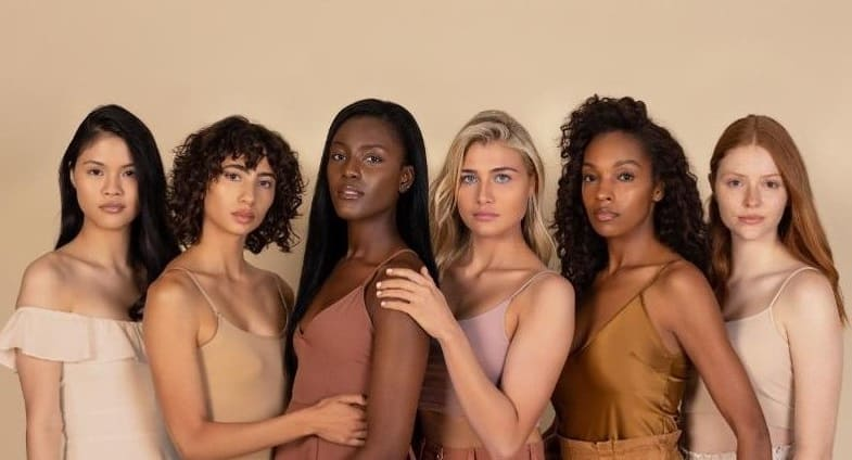 the six types of complexion