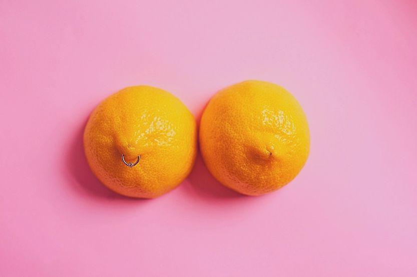 itch nipple piercing